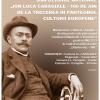 """Simpozionul Naţional """"I. L. Caragiale – 100 de ani de la trecerea în Panteonul culturii europene"""", la Târgovişte"""