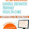 """Editura Paralela 45 inaugurează o nouă colecţie, """"Biblioteca de Matematică"""""""