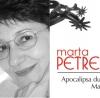 Scriitoarea Marta Petreu, tradusă din nou în Franţa