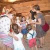 Program pentru copii la Muzeul Satului