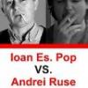 Scriitorii Ioan Es. Pop şi Andrei Ruse, invitaţi la Centrul Cultural