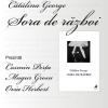 """""""Sora de război"""" de Cătălina George, lansat în Club La Scena"""