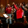 S-a încheiat a doua confruntare Stradivarius vs Guarneri