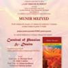 "Munir Mezyed lansează ""Carnival of Passion & Desire/Carnavalul Pasiunii & Dorinţei"""