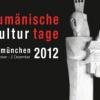 """""""Zilele Culturii Române la München"""", a VIII-a ediţie"""