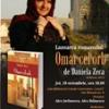 """""""Omar cel orb"""" de Daniela Zeca, lansat la Bucureşti"""