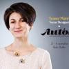 Ioana Matei -Focus Designer la AUTOR 8