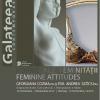 """Expoziţia """"Forme ale feminitãţii/Feminine Atittudes"""" de Georgiana Cozma şi Éva Andrea Szőcs, la Galeria Galateea"""