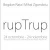 """""""rupTrup / break Body"""" de Bogdan Rața & Mihai Zgondoiu, la Muzeul de Artă Timişoara"""