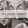 """Expoziţia de caricatură """"Linii, Culori, Momente"""", la librăria Avant-Garde Librarium"""