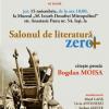 Bogdan Moisa, invitat la Salonul de literatură Zero+
