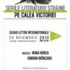 "Seara revistei ""Lettre Internationale"", la USR"
