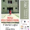 """Vernisajul expoziţiei """"Roșu postindustrial"""" de Flavia Lupu, la ATELIER 030202"""