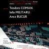 Teodora Coman, Iulia Militaru și Anca Bucur, invitate la Clubul de lectură Institutul Blecher