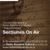 """Secţiunea on air a Festivalului Internaţional al Artelor Spectacolului Muzical """"Viaţa e frumoasă"""""""