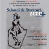 """Amelia Stănescu, Nicoleta Popa şi Victor Ţuţuianu la a V-a ediţie a """"Salonului de literatură Zero+"""""""