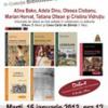 Volume de Alina Bako, Adela Dinu, Olesea Ciobanu, Marian Horvat, Tatiana Oltean şi Cristina Vidruţiu, lansate la USR Cluj