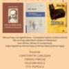 Volume de Mircea Popa şi Ioan Miclea, lansate la Cluj