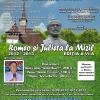 """Festivalul Internaţional de Poezie şi Epigramă """"Romeo şi Julieta la Mizil"""", ediţia a VI-a"""