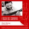 """Folía De España"", recital Maxim Belciug în deschiderea stagiunii ""Viva la guitarra"""