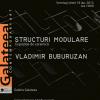 """Expoziţia de ceramică """"Structuri modulare"""" de Vladimir Buburuzan, la Galeria Galateea"""