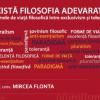 """Conferinţele ICR: """"Există filosofia adevărată?"""", cu prof. univ. dr. Mircea Flonta"""
