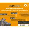 Biografii emblematice ale detenţiei politice din România: prof. Nicolae Mărgineanu
