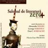 """Alexandra Negru, George Serediuc, Dan C. Iordache la """"Salonul de literatură Zero+"""""""