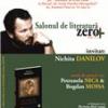 """Nichita Danilov, la """"Salonul de literatură Zero+"""""""