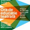 """""""Ora de educaţie teatrală"""", un nou proiect Radio România Cultural"""
