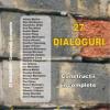"""""""27 Dialoguri. Construcţii incomplete"""" de Gabriel Dragnea"""