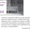 """Despre """"Foloasele sufleteşti ale vacanţei"""", la Librăria Humanitas de la Cişmigiu"""