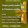 """Festivalul internaţional Primăvara poeţilor, la """"Cafeneaua critică"""""""