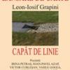 """""""Capăt de linie"""" de Leon-Iosif Grapini, lansat la USR Cluj"""