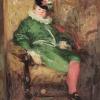 """""""Colombina în verde"""" de Nicolae Grigorescu, vedeta Licitației de Primăvară organizată de Artmark"""