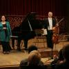 Reputata pianistă Ilinca Dumitrescu, invitată la Conferinţele Teatrului Naţional din Bucureşti