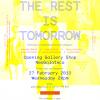 """The Rest Is Tomorrow"" la Galeria Galateca"