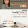 """Anca Mizumschi, la """"Salonul de literatură Zero+"""""""