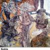 """""""Nokte"""" de Costin Pătru, la Muzeul Naţional al Ţăranului Român"""
