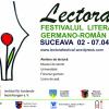 Festivalul literar germano-român Lectora (2-7 aprilie 2013)