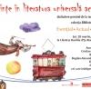 """""""Tendinţe în literatura universală actuală"""", la Librăria Bastilia"""