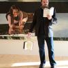 """""""MARTIN SCHNUR LIEBT LITERATUR"""", sesiune de lectură publică cu Josef Kleindienst, Dieter Sperl, Magda Woitzuck și Isabella Feimer"""