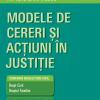 """""""Modele de cereri şi acţiuni în justiţie"""" de Av. Vlad Zamfirescu"""