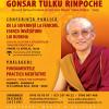 Maestrul tibetan GONSAR TULKU RINPOCHE, invitat la Bucureşti