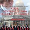 Corul Catedralei Sfântul Isaak din Sankt-Petersburg, în România