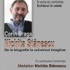 """Conferinţă susţinută de Corin Braga: """"Nichita Stănescu – de la biografie la universul imaginar"""""""