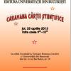 Caravana Cărţii Ştiinţifice, la Facultatea de Teologie Romano-Catolică