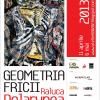 """Raluca Delarupea expune """"Geometria fricii"""" la ATELIER 030202"""