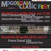 Mogoşoaia ClasicFest ediţia a II-a, la Palatul Brâncovenesc de la Mogoşoaia