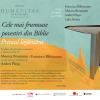 """Volumul """"Cele mai frumoase povestiri din Biblie"""", lansat la Humanits de la Cişmigiu"""